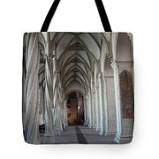 Perpendicular Cross Vault Tote Bag