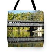 Perrine's Covered Bridge Tote Bag