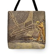 Perseverance Tote Bag by Carey MacDonald