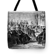 Peru: Theater, 1869 Tote Bag