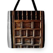 Peruvian Door Decor 18 Tote Bag