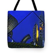 Peruvian Nights Tote Bag