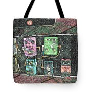 Petal Board  Tote Bag