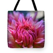Petal Motion Tote Bag