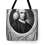 Peter Collinson (1694-1768) Tote Bag