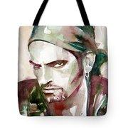 Peter Steele Portrait.6 Tote Bag