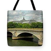 Petit Palace Paris France Tote Bag
