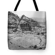 Petra, Jordan Tote Bag