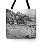 Petra, Jordan Tote Bag by Photo Researchers