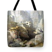 Petra March 10th 1839 Tote Bag