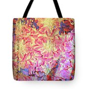Petty In Pink Tote Bag