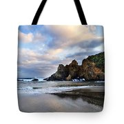 Pfeiffer Beach Tote Bag