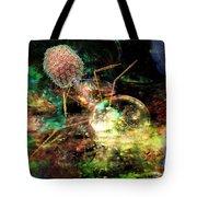 Phage Dreaming 1 Tote Bag