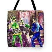 Phantom Empire Tote Bag