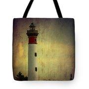 Phare De Ouistreham Or Ouistreham Lighthouse    Caen Tote Bag