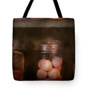 Pharmacy - Kidney Pills And Suppositories Tote Bag by Mike Savad