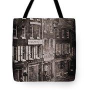 Philadelphia 1843 Tote Bag