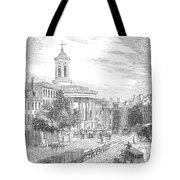 Philadelphia, 1854 Tote Bag
