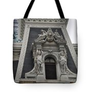 Philadelphia City Hall Window Tote Bag