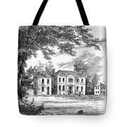 Philadelphia: Mansion Tote Bag