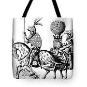 Philip II & Richard I Tote Bag