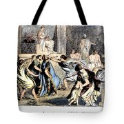 Philip II (382-336 B.c.) Tote Bag