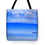 Philippine Sea Sunrise Tote Bag