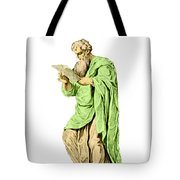 Philippos Of Acarnania, Physician Tote Bag