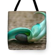 Phillipine Jade-vine Flower Tote Bag