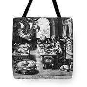 Philosopher, C1580 Tote Bag