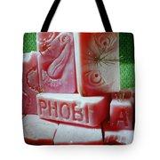 Phobia Tote Bag