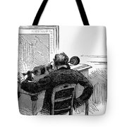 Phonograph, C1878 Tote Bag