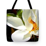 Photo For Sydneys Magnolia Painting Tote Bag