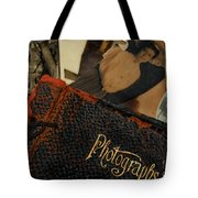 Photographs From Another Time Tote Bag