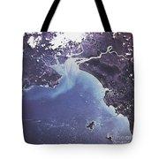 Phytoplankton Or Algal Bloom Tote Bag