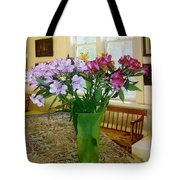 Piano Arrangement Tote Bag