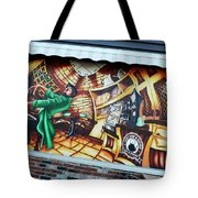 Piano Man 3 Tote Bag