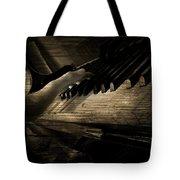 Piano Man Tote Bag