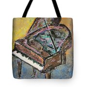 Piano Study 2 Tote Bag