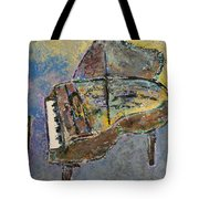 Piano Study 3 Tote Bag