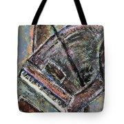 Piano Study 9 Tote Bag