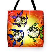 Picasso Fish Three Tote Bag