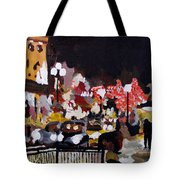 Piccadilly Night Tote Bag