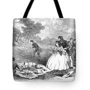 Picnic, 1859 Tote Bag