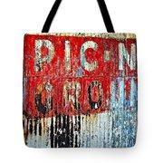 Picnic Ground Tote Bag