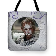 Pie Tossing 03 Tote Bag