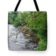 Piece Of Mind Tote Bag