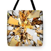 Pieces Of Gold Tote Bag
