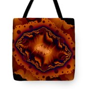 Pieces Of Nature Tote Bag