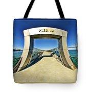 Pier 14 Tote Bag